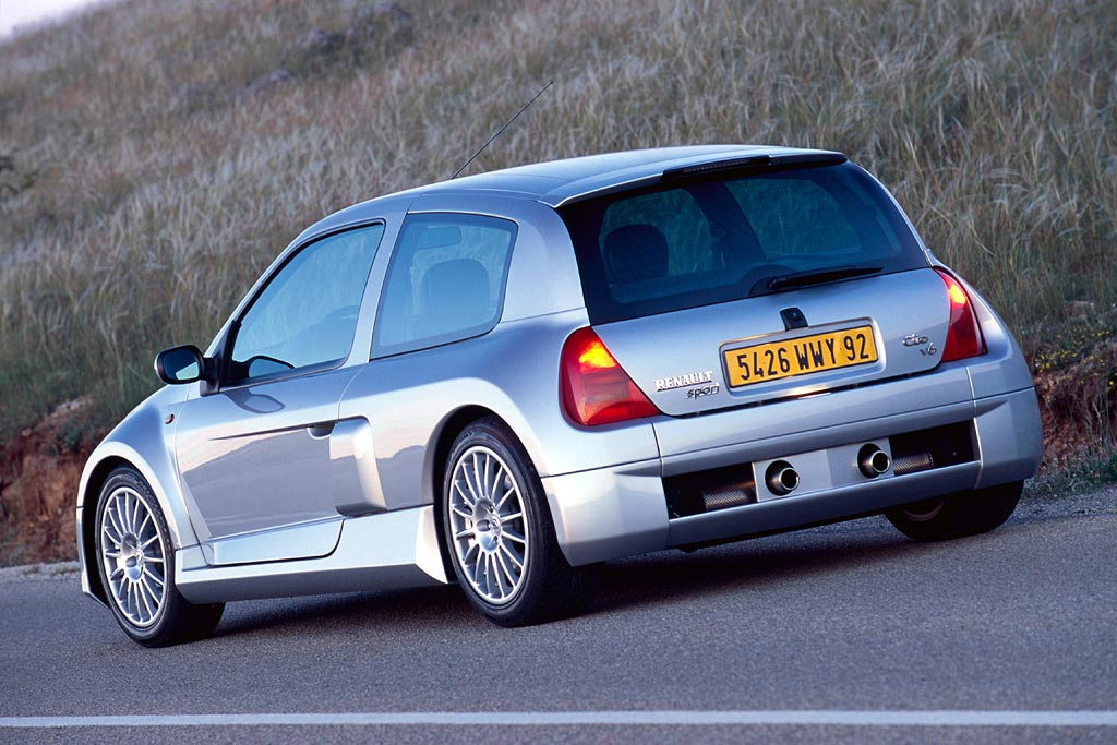 2001 renault clio sport v6 24v image. Black Bedroom Furniture Sets. Home Design Ideas