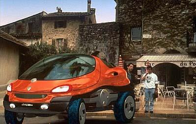 1992 Renault Racoon Image