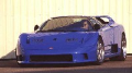 1995 Rinspeed EB 110 Cyan pictures and wallpaper