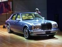 2000 Rolls-Royce Corniche image.