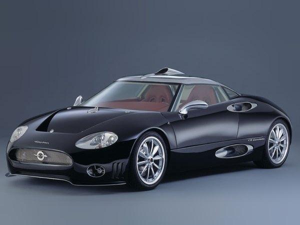 Car Top View >> 2001 Spyker C8 Laviolette Images. Photo spyker_c8lavioletteb_02.jpg