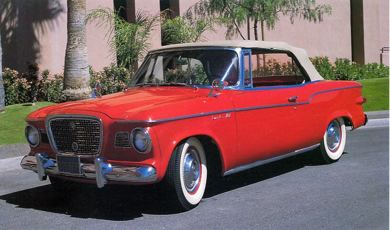 Auction results and data for 1960 Studebaker Lark Regal VIII