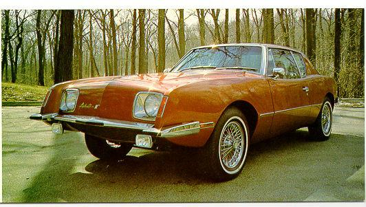 Studebaker Avanti II pictures and wallpaper
