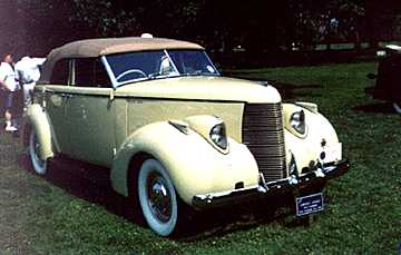 1938 Studebaker President pictures and wallpaper