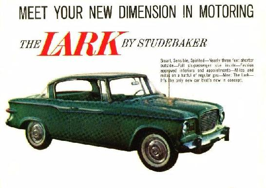 Auction results and data for 1959 Studebaker Lark VIII