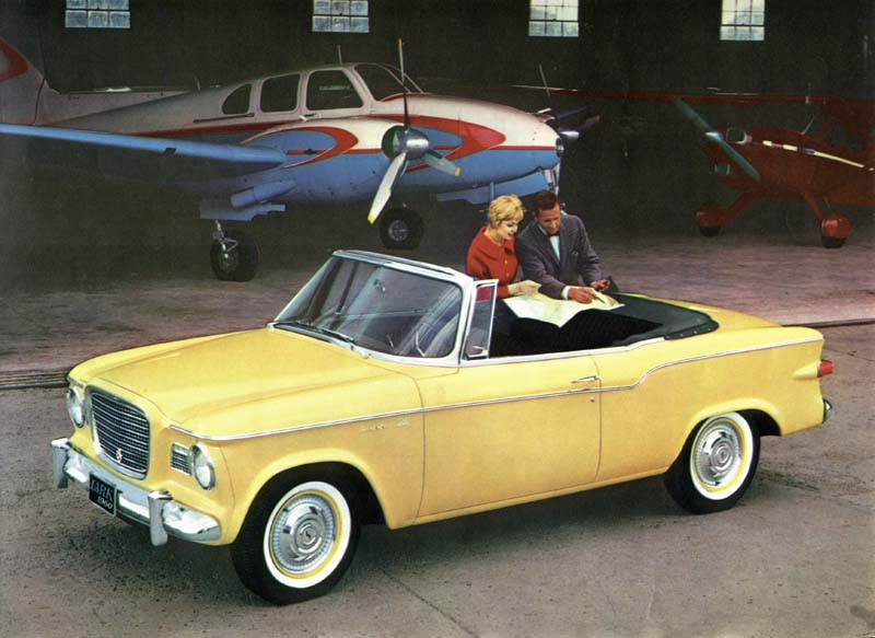 Auction Results And Data For 1960 Studebaker Lark