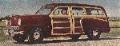 Studebaker Champion Woody Wagon Concept