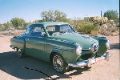 1950 Studebaker Champion Starlight Coupe pictures and wallpaper