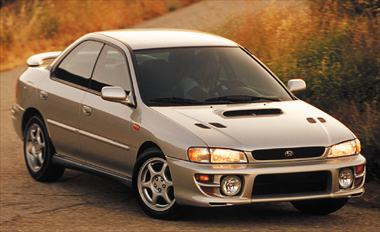 2000 Subaru Impreza Image