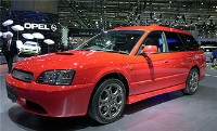2001 Subaru Legacy image.