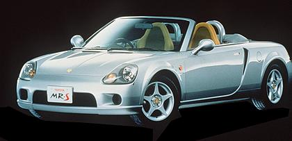 1999 Toyota MR-S pictures and wallpaper