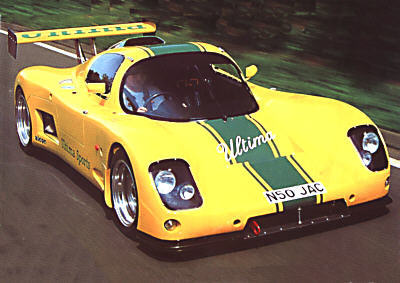 2000 Ultima Spyder pictures and wallpaper
