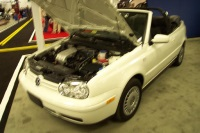 2002 Volkswagen Cabriolet image.
