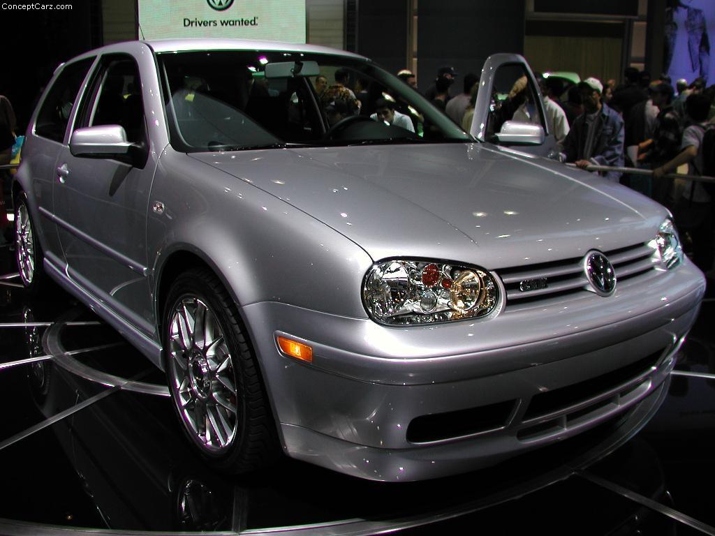 2003 Volkswagen Golf GTi 337 - conceptcarz.com