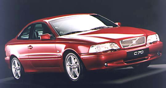 Volvo C70 Convertible >> 1997 Volvo C70 Pictures, History, Value, Research, News - conceptcarz.com