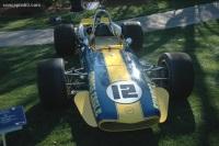 1968 Gurney AAR Indy Eagle image.