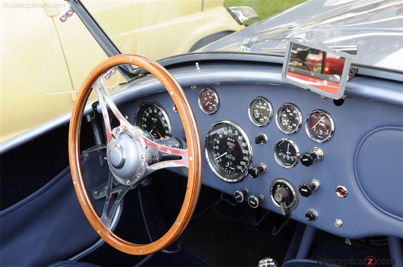 1958 AC Ace Bristol