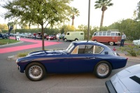 1960 AC Aceca.  Chassis number BE 772