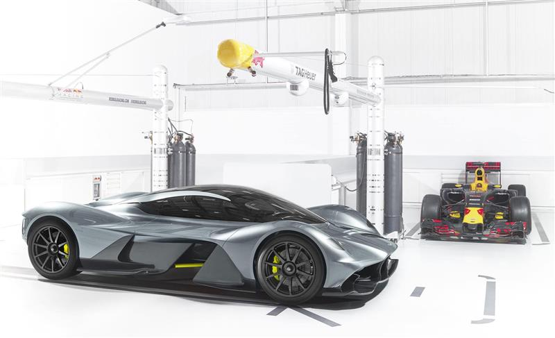 Aston Martin AM-RB 001 pictures and wallpaper