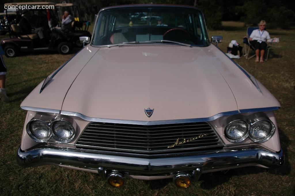 1961 AMC Rambler Ambassador History, Pictures, Value, Auction Sales, Research and News