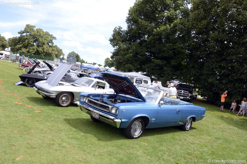 Auction Results and Sales Data for 1967 AMC Rambler Rebel
