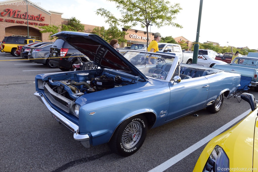 1967 AMC Rambler Rebel Technical Specifications and Data. Engine ...
