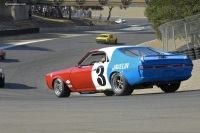 1968 AMC Javelin.  Chassis number ABM795N139