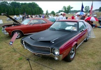 American Muscle 1964-1973