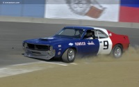 1970 AMC Javelin.  Chassis number RP70-1