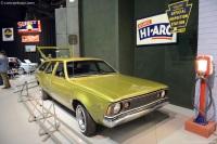 1971 AMC Hornet image.