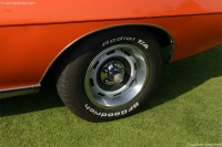1973 AMC Javelin.  Chassis number A3E798H135575