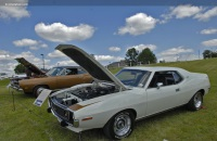 American Muscle 1964 to 1974