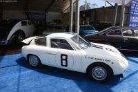 1961 Abarth 1000 GT image.