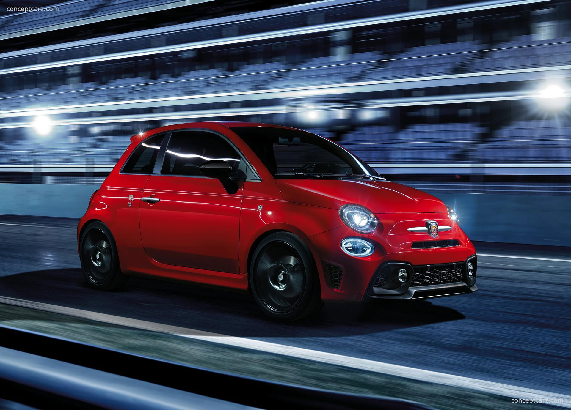 2017 Abarth 595 Pista Technical and Mechanical Specifications