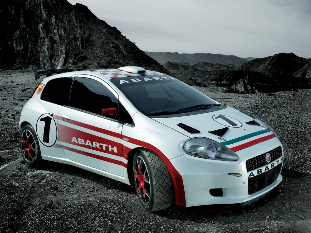 2007 abarth grande punto s2000 pictures, history, value, research