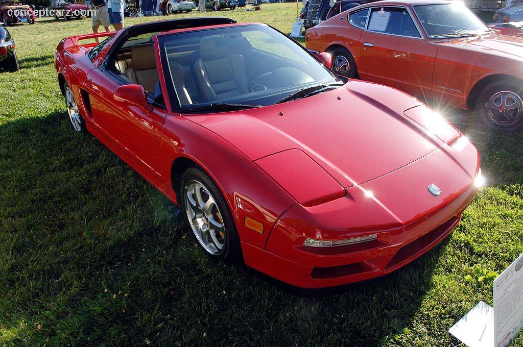 Auction Results And Sales Data For Acura NSX - 2000 acura nsx for sale