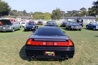 2005 Acura NSX.  Chassis number JH4NA21655S000085