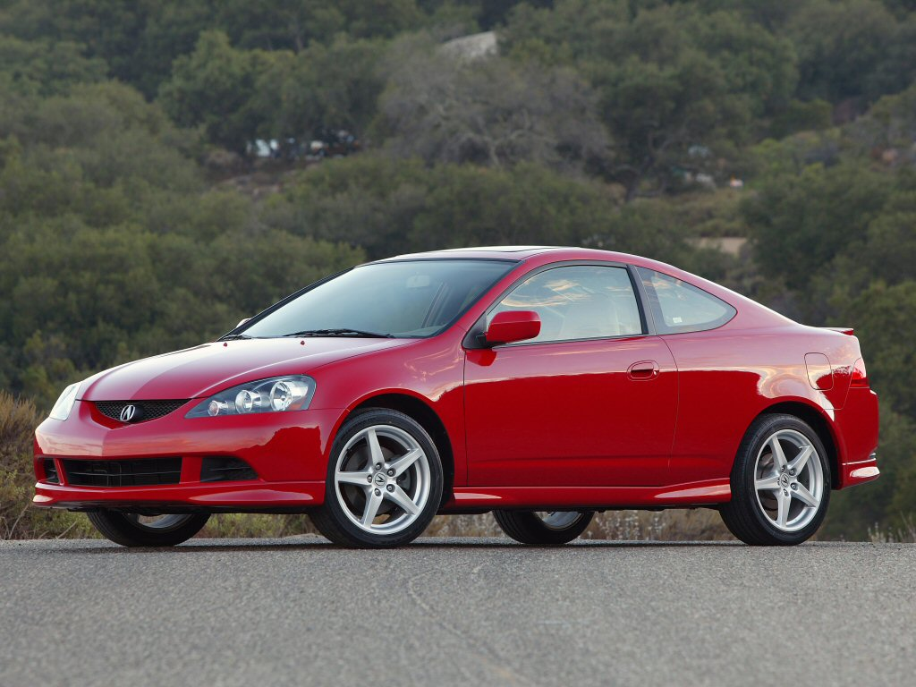 Good 2005 Acura RSX