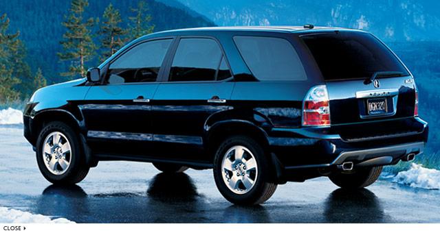 2005 Acura Mdx Image Photo 11 Of 16