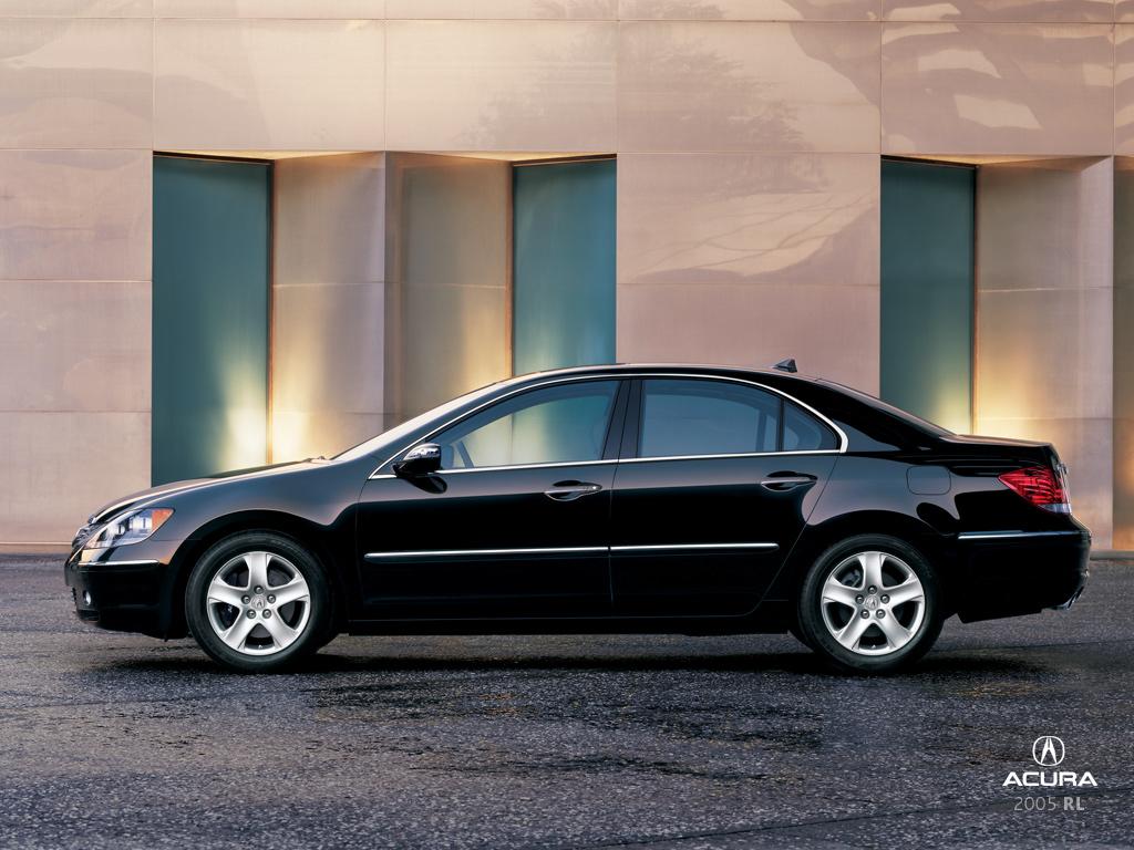 2005 Acura Rl Image Photo 21 Of 23