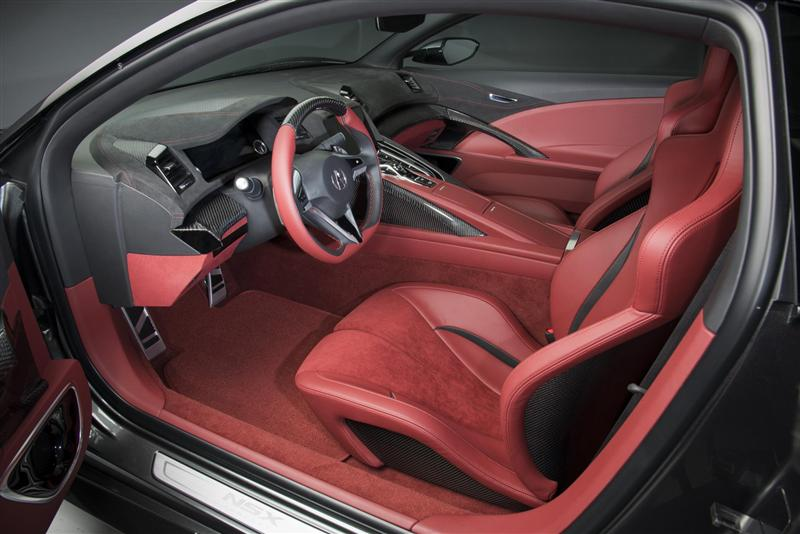 2013 Acura NSX Concept Image. Photo 12 of 34