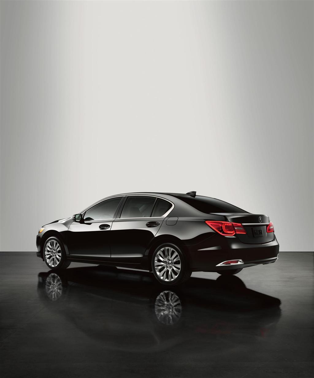2014 Acura RLX Image. Photo 104 Of 111