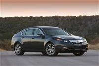 Acura TL Monthly Vehicle Sales