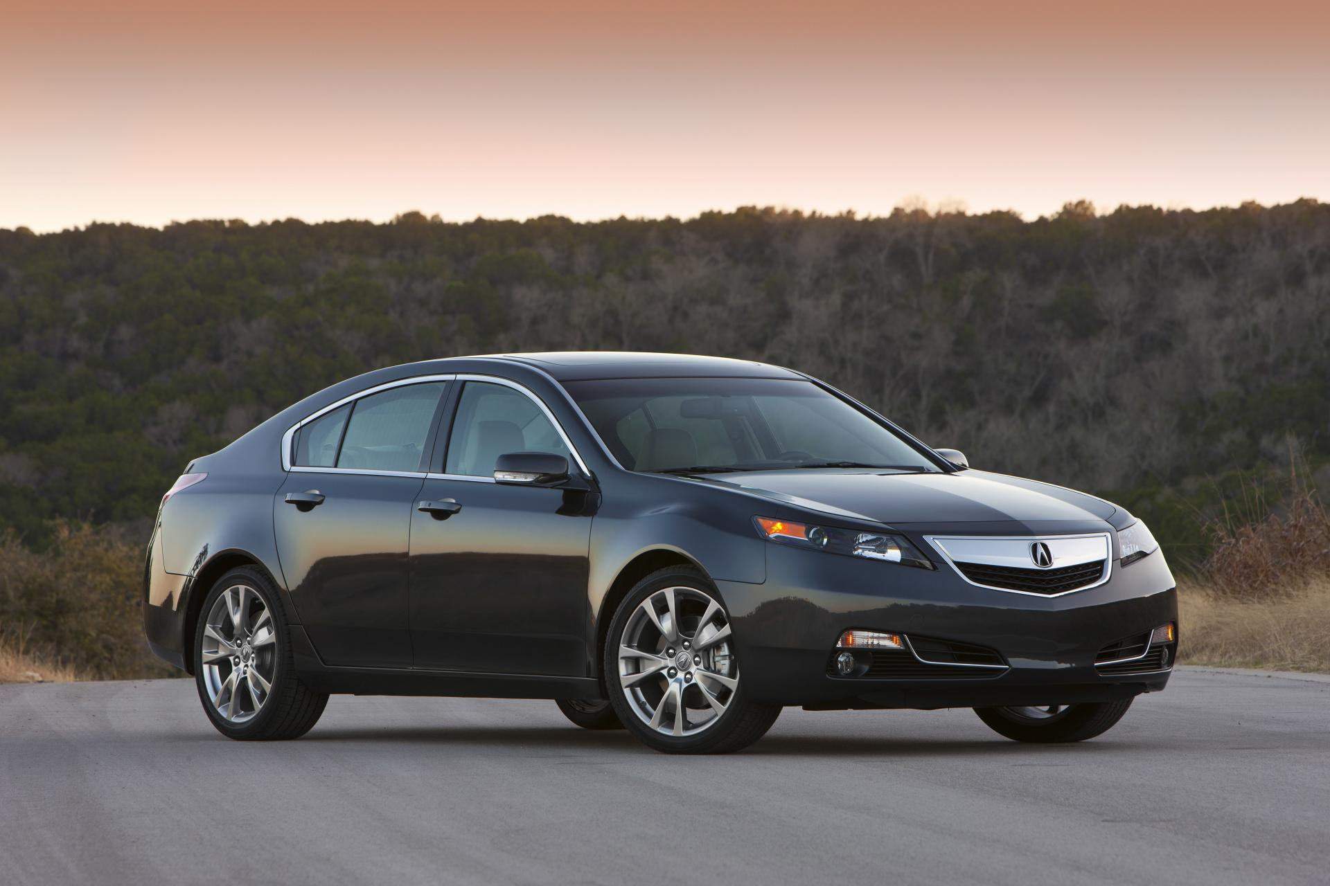2014 Acura TL News and Information