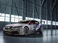 2015 Acura TLX GT Race Car image.