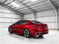 2015 Acura TLX Prototype