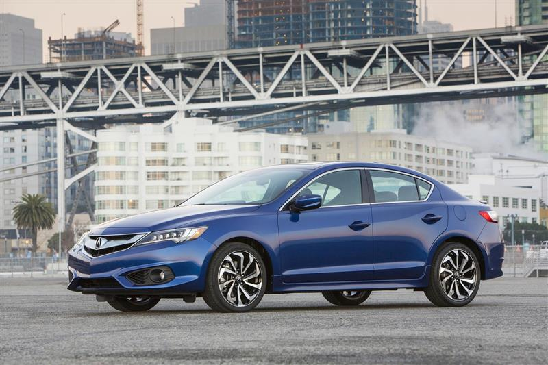 Acura ILX pictures and wallpaper