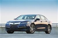 Acura TLX Monthly Vehicle Sales