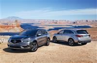 Acura MDX Monthly Vehicle Sales