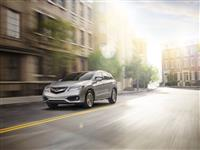 Acura RDX Monthly Vehicle Sales